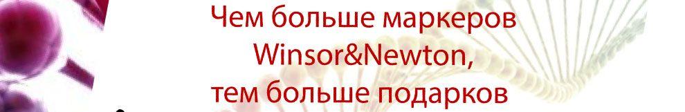 Акция Winsor&Newton