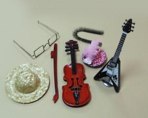 Фурнитура для кукол и игрушек