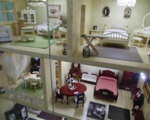 Комплектация кукольных домиков