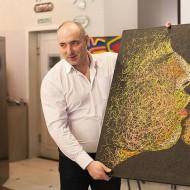 Рязанцев Игорь — художник-филумист, активный участник выставок во многих странах мира